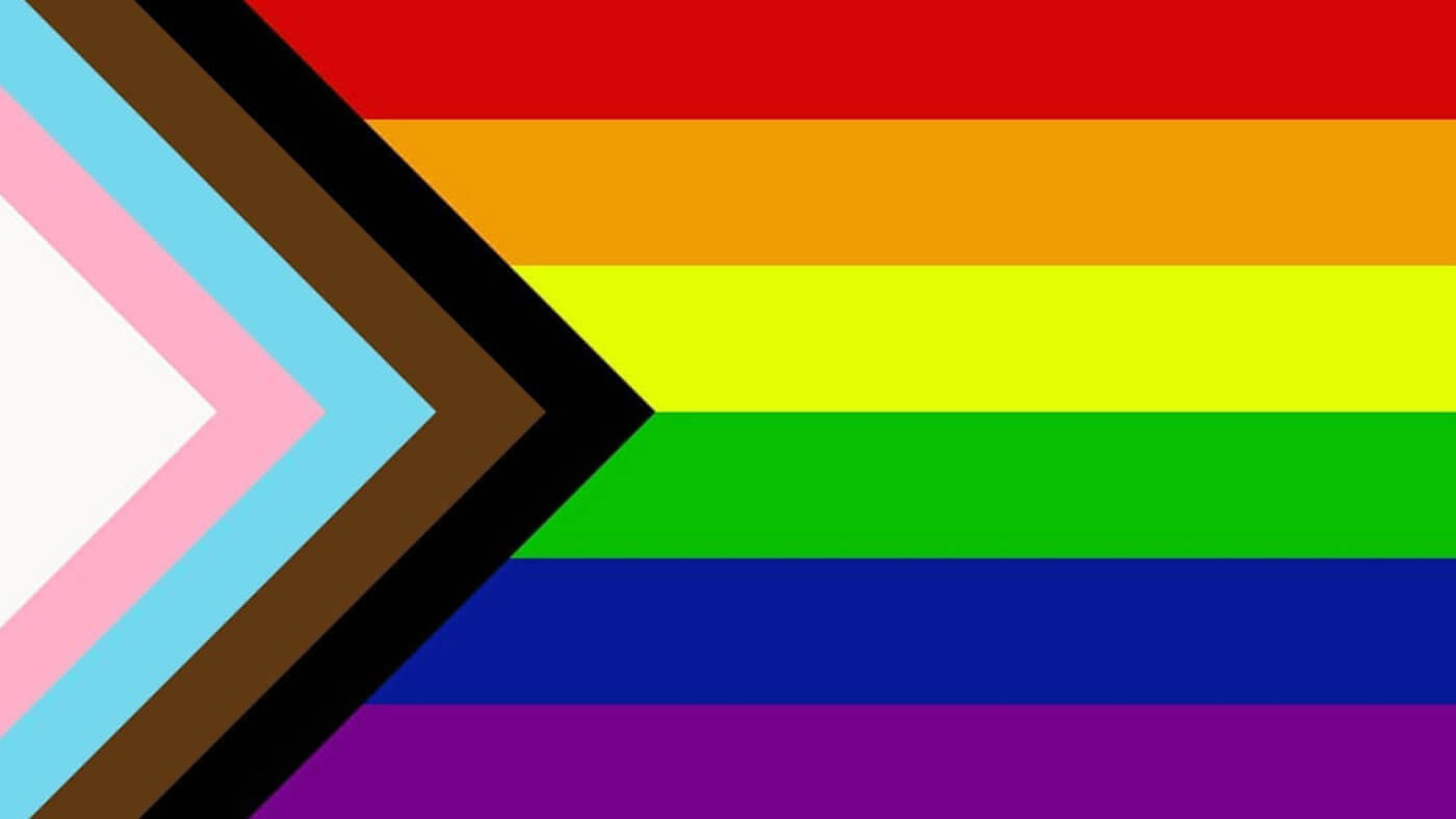 LGBTQI flag